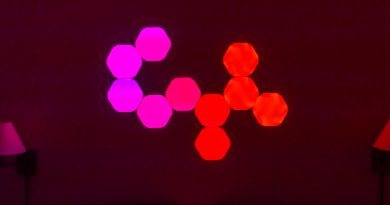 Nanoleaf's new Hexagon Shapes are a surprisingly lively and organic addition to your home decor – TechCrunch