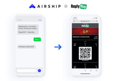 Airship acquires SMS commerce company ReplyBuy – TechCrunch
